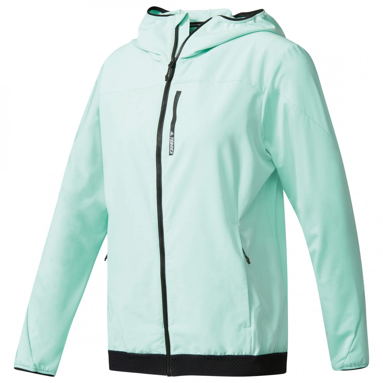 Jacket Voyager Adidas Femme Softshell Achat Terrex En Veste nCEgR8T