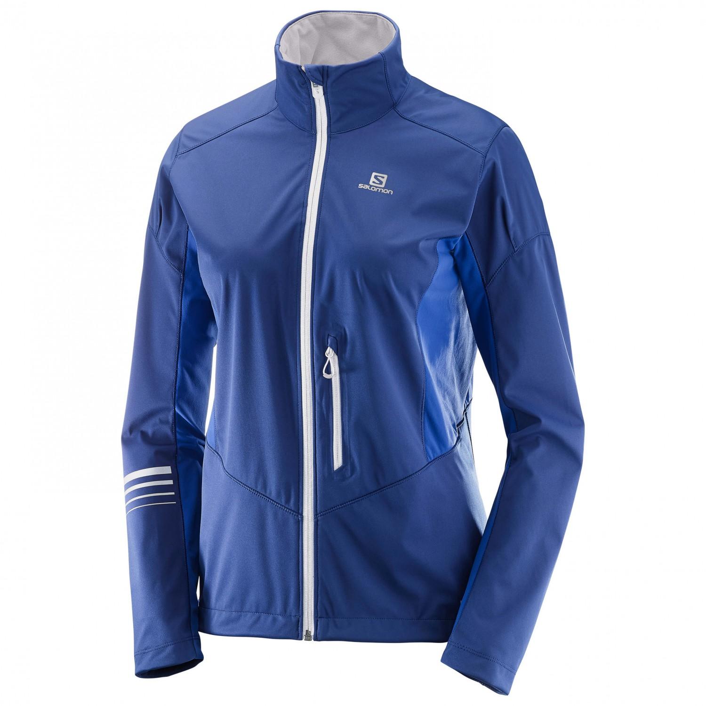 Lighting Jacket: Salomon Lightning Softshell Jacket Women's