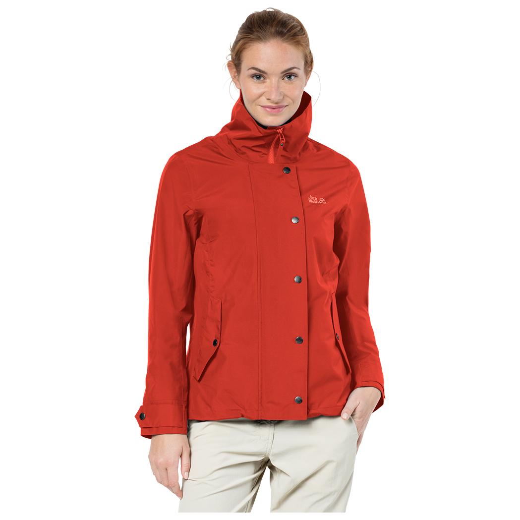 550ad21ee Jack Wolfskin Newport Jacket - Casual Jacket Women's   Free UK ...