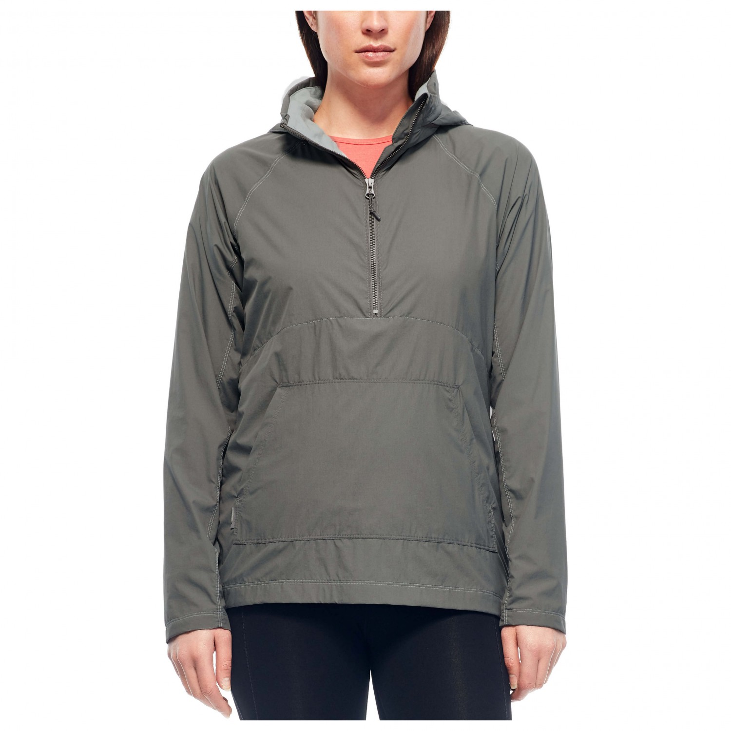 Icebreaker Affix Anorak Casual Jacket Women S Free Uk