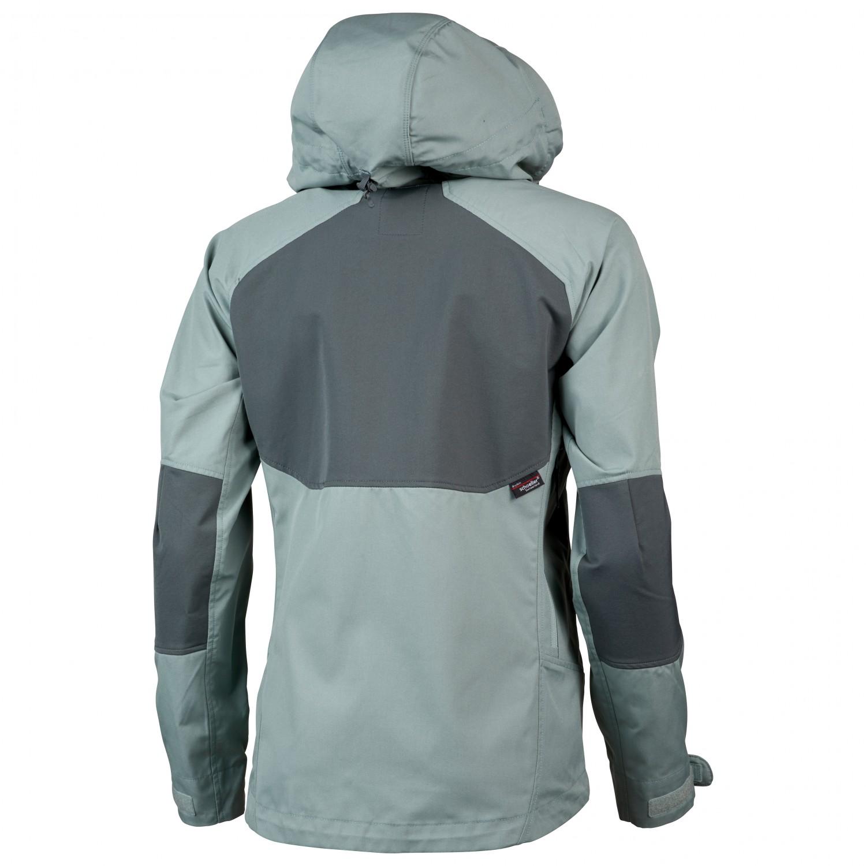 suche nach authentisch niedrigster Rabatt überlegene Materialien Lundhags - Women's Makke Jacket - Softshell jacket - Sage / Dark Agave | XS