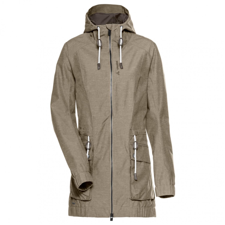 Schuhwerk unverwechselbares Design Großhandelsverkauf Vaude - Women's Califo Parka II - Casual jacket - hummus | 34 (EU)