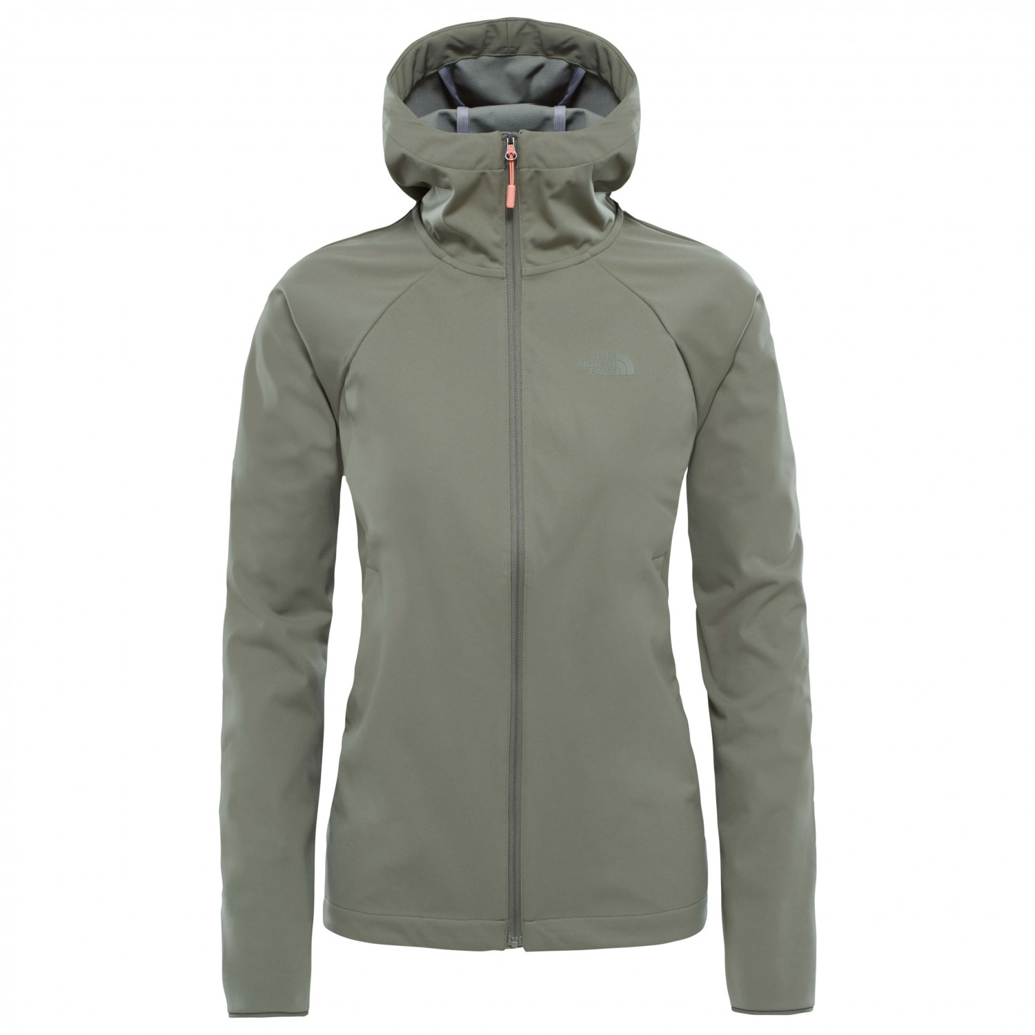 North Kopen Hoodie Softshell Dames Online The Face Inlux gyf7b6