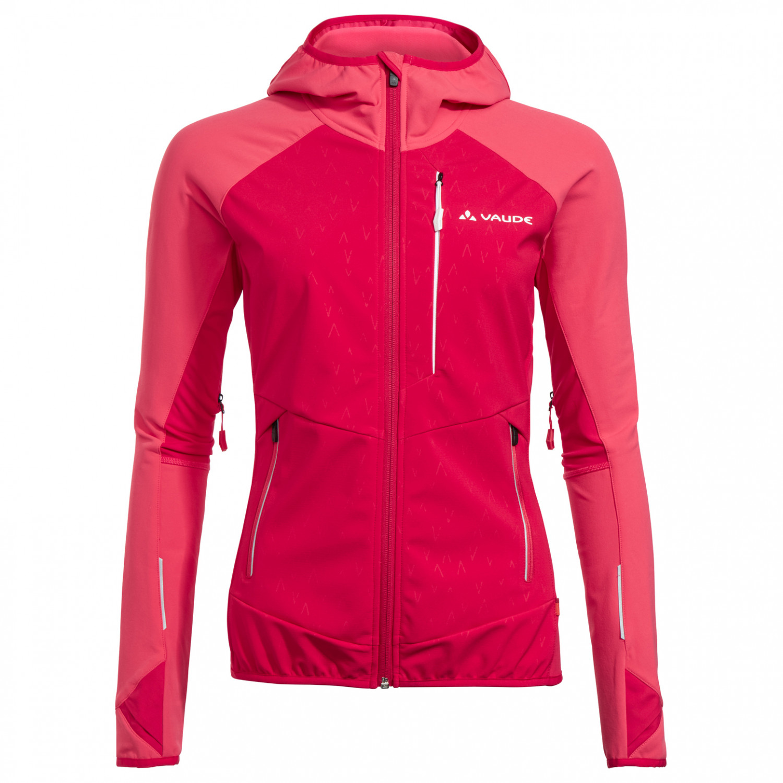 quality design ea814 fb17d Vaude - Women's Larice Jacket III - Softshelljacke - Black | 36 (EU)