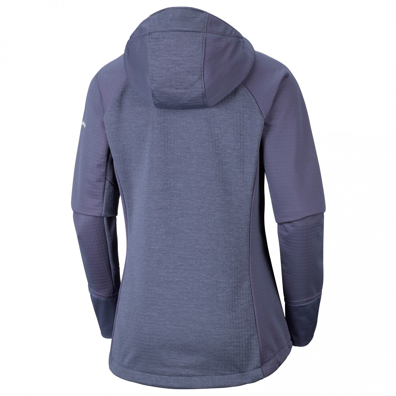 Cliff Steel Jacket Livraison Softshell Femme Hooded Columbia wZqA577