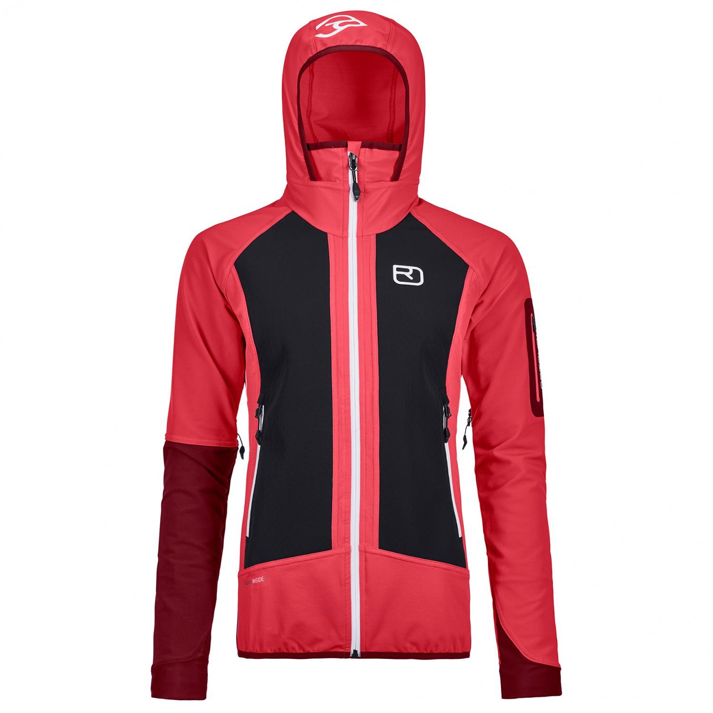Ortovox Women's Piz Duleda Jacket Softshelljacke
