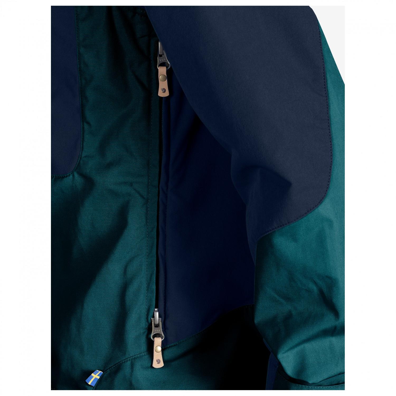 Fjällräven Women's Keb Jacket Softshelljacka Clay Blue Mineral Blue | L