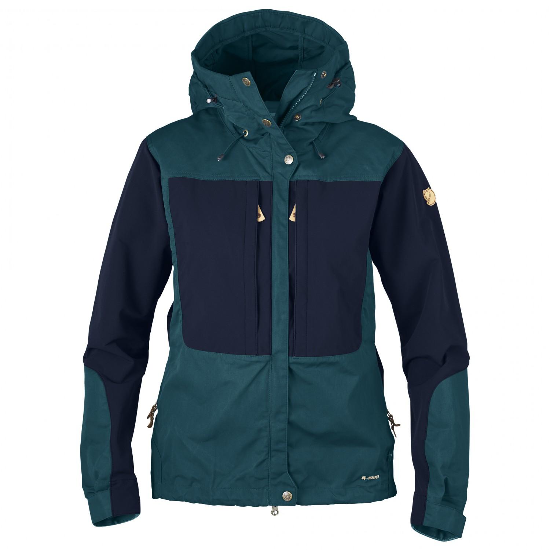 beste Sammlung angemessener Preis Volumen groß Fjällräven - Women's Keb Jacket - Softshelljacke