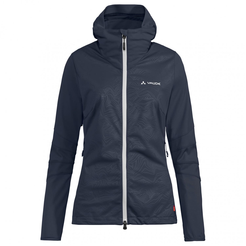 sale retailer 57e3a 6e96f Vaude - Women's Croz Softshell Jacket - Softshell jacket - Eclipse | 34 (EU)