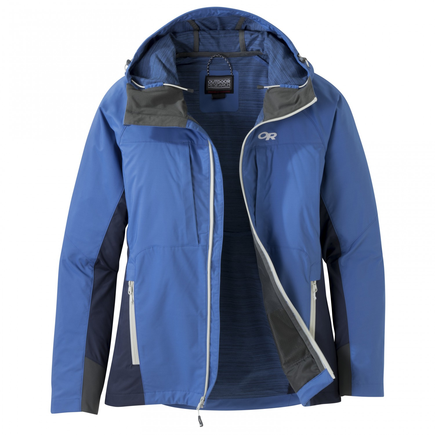 super popular 480eb 69c9b Outdoor Research - Women's San Juan Jacket - Giacca softshell - Lapis /  Naval Blue | XS