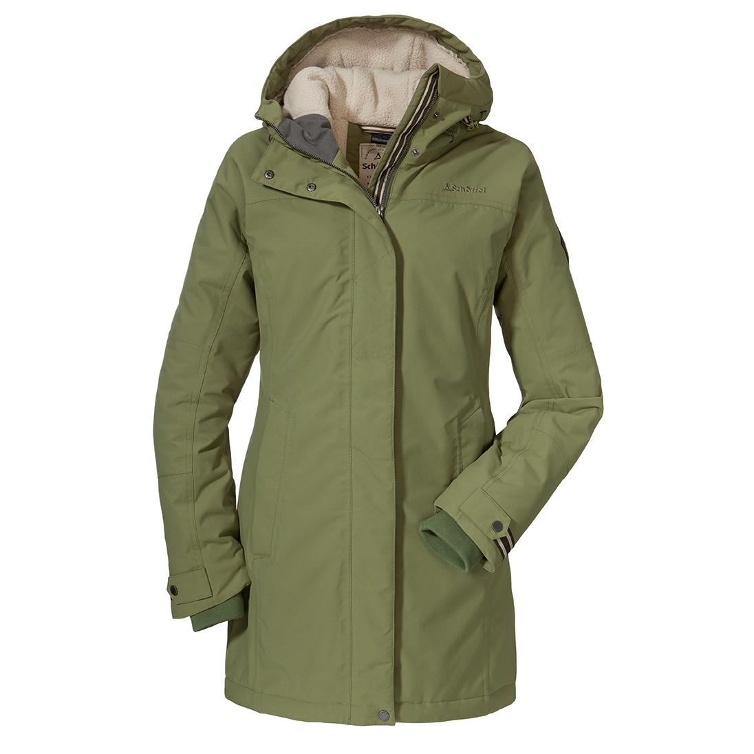 große Auswahl Steckdose online Neu werden Schöffel - Women's Ins Jacket Amsterdam - Freizeitjacke - Navy Blazer | 34  (EU)