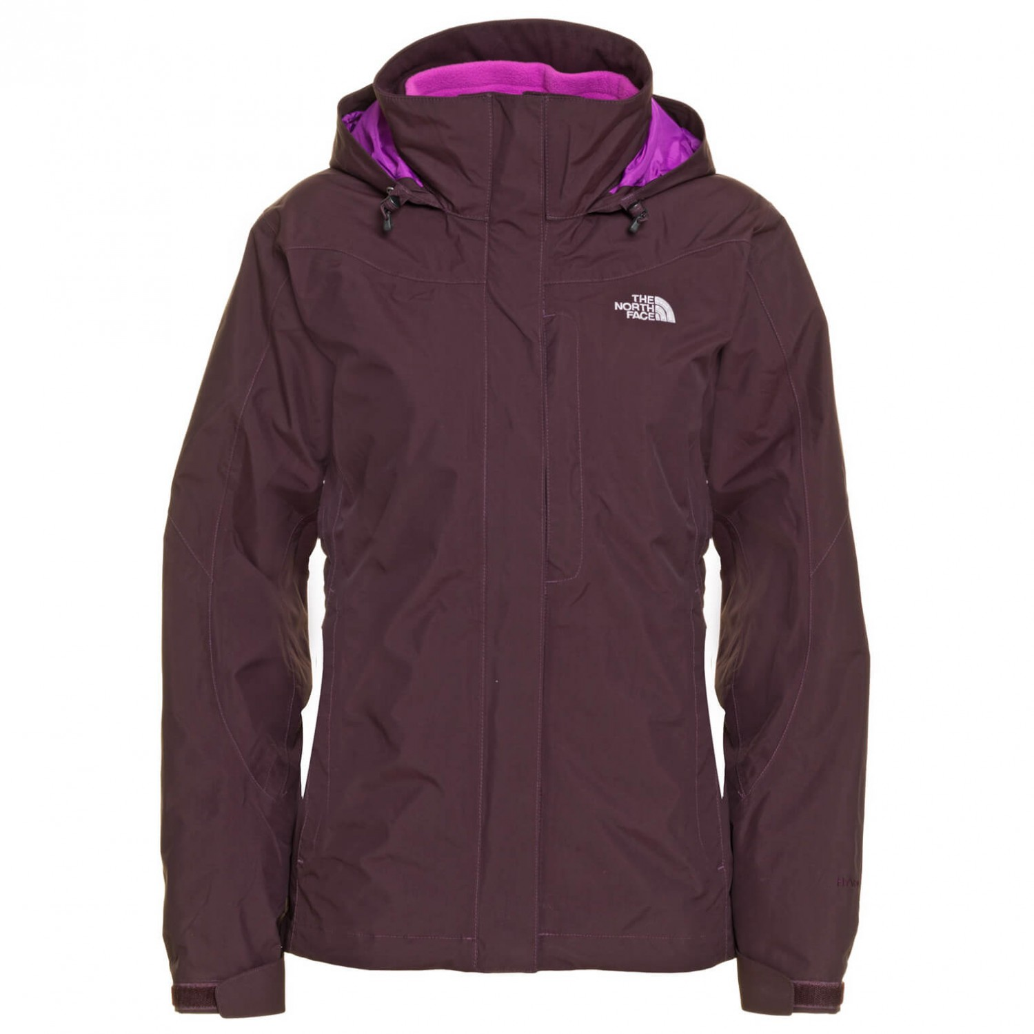 The North Face Women's Evolution TriClimate Jacket 3 in 1 jacket