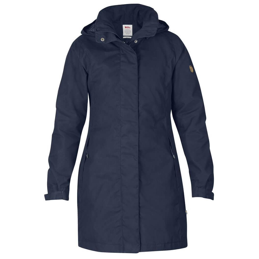 fj llr ven una jacket mantel damen versandkostenfrei. Black Bedroom Furniture Sets. Home Design Ideas