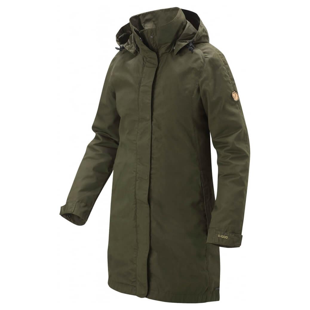 fj llr ven una jacket mantel damen online kaufen. Black Bedroom Furniture Sets. Home Design Ideas