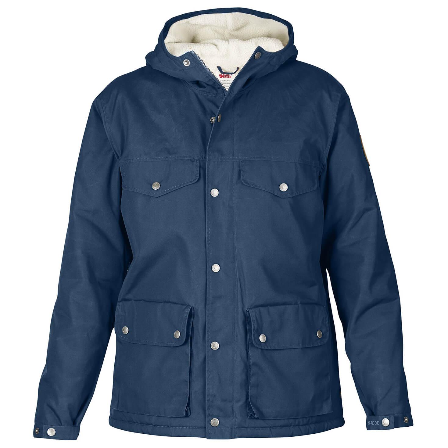 huge discount fcadf 7788b Fjällräven - Women's Greenland Winter Jacket - Winterjacke