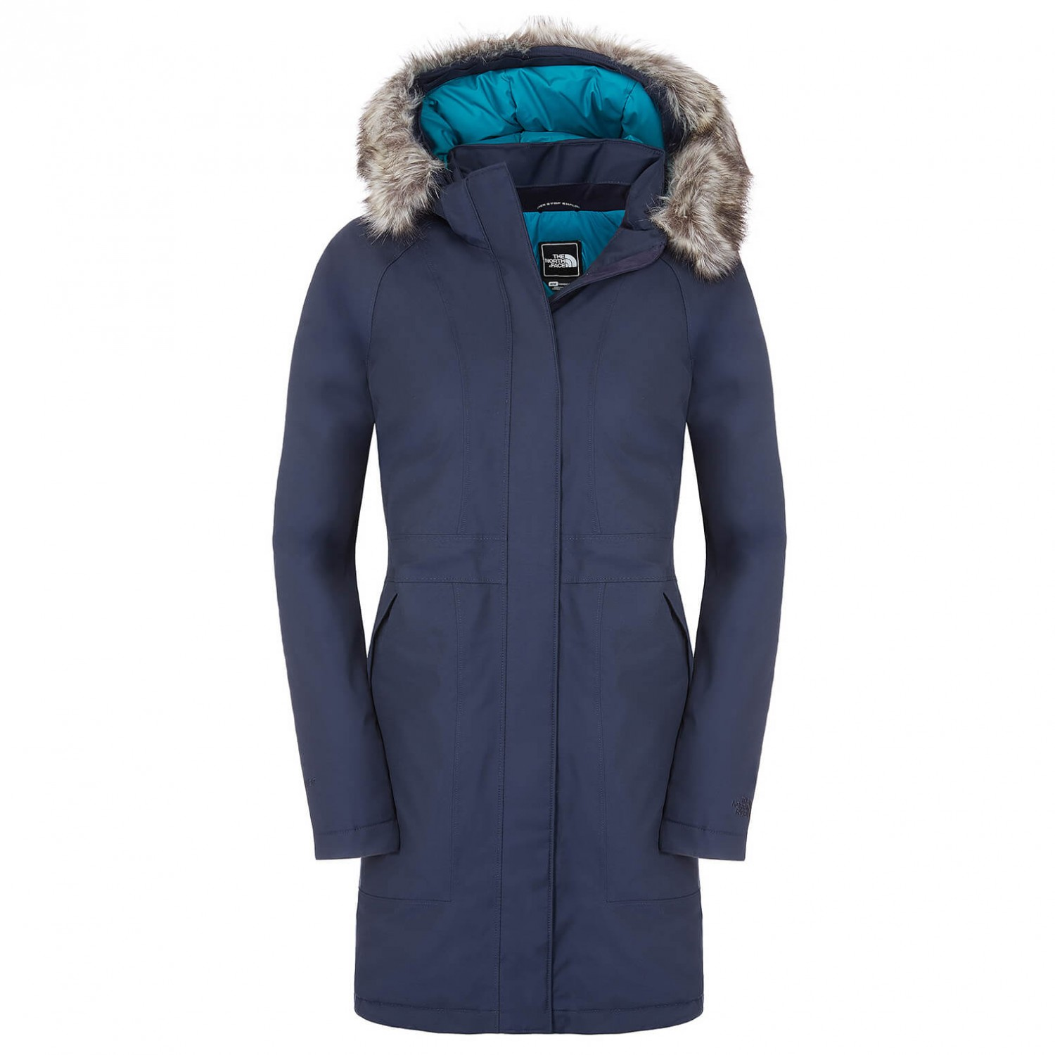 the north face women 39 s arctic parka wintermantel. Black Bedroom Furniture Sets. Home Design Ideas