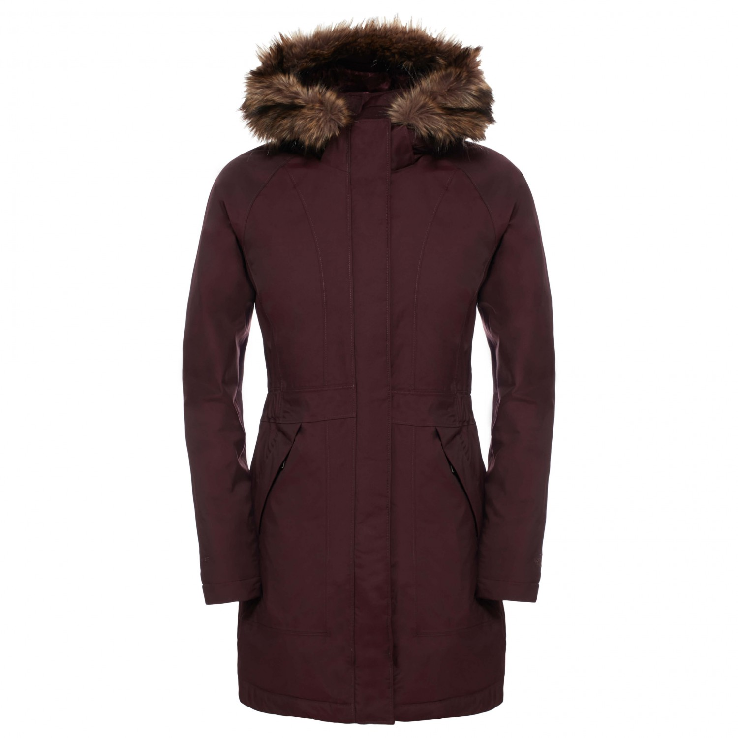 The North Face Parka Mantel >> The North Face - Women's Arctic Parka - Wintermantel | Versandkostenfrei | Bergfreunde.de