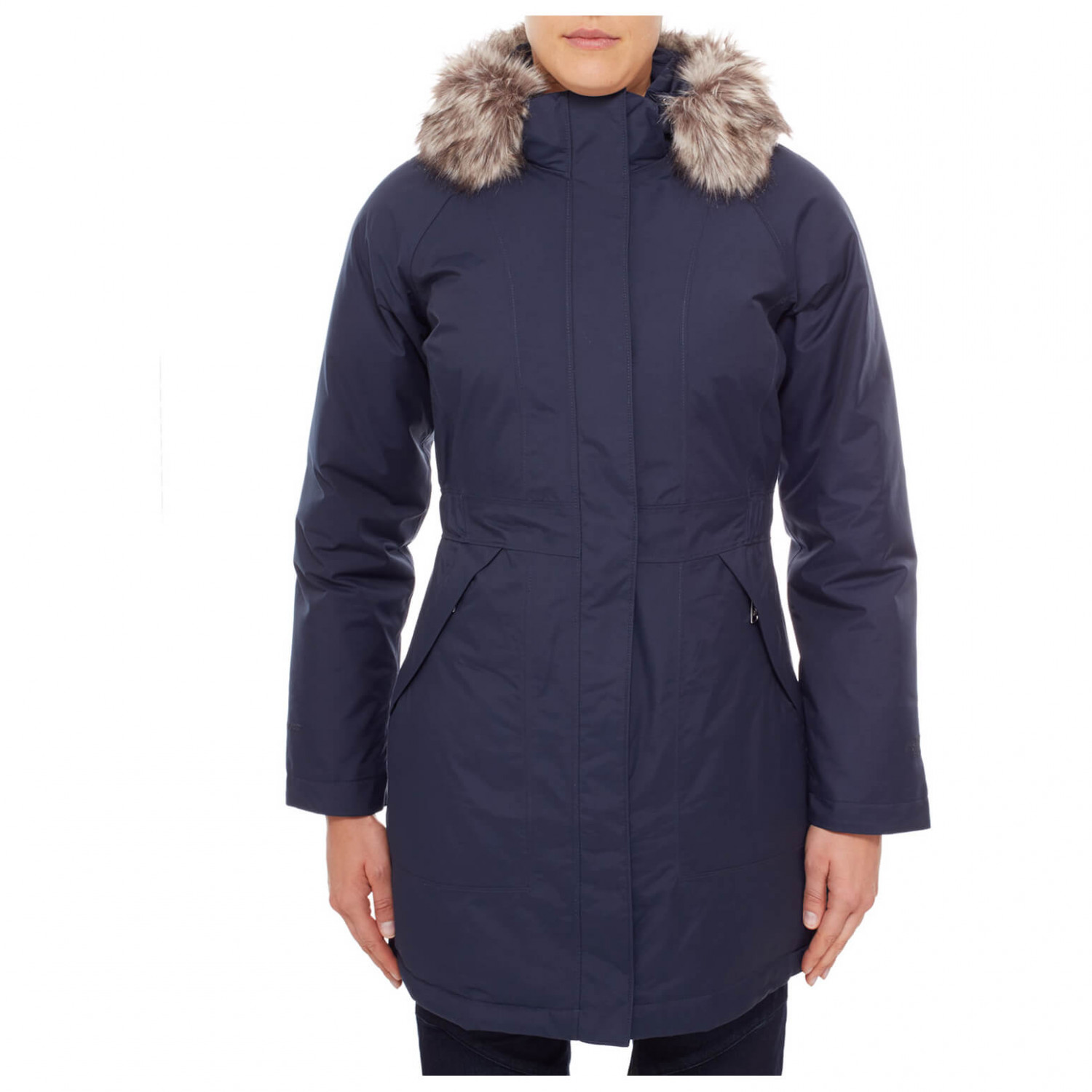 the north face arctic parka wintermantel damen online. Black Bedroom Furniture Sets. Home Design Ideas