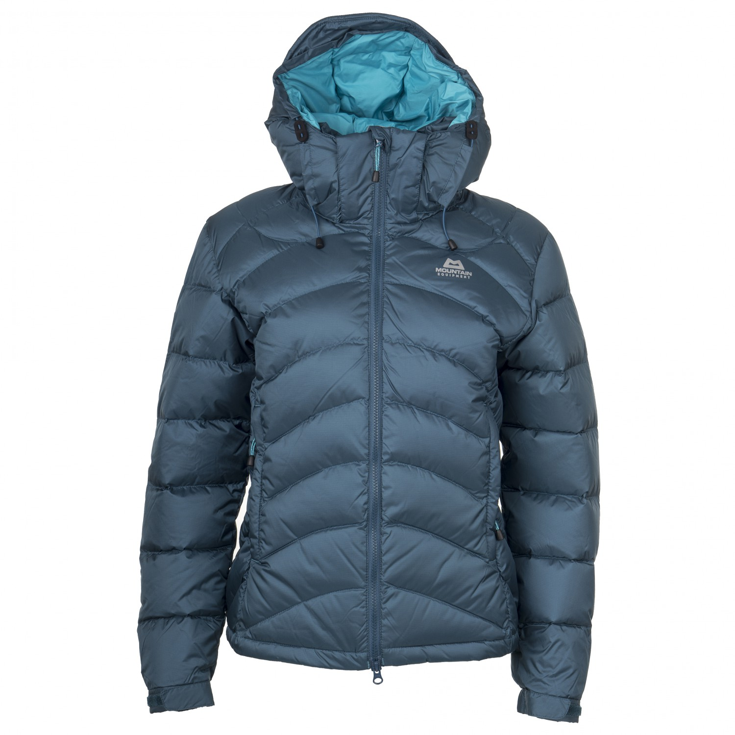 Mountain Equipment Women's Lightline Jacket Daunenjacke Bracken | 10 (UK)
