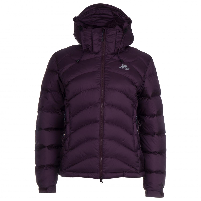 Mountain Equipment Women's Lightline Jacket Dunjakke Bracken | 12 (UK)