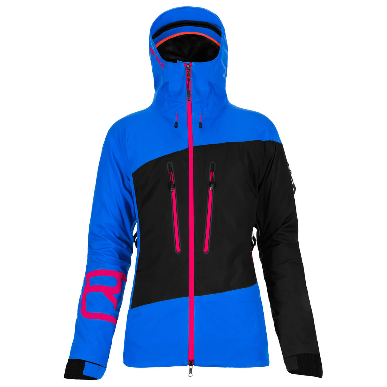 ortovox women 39 s 3l mi jacket guardian shell skijacke. Black Bedroom Furniture Sets. Home Design Ideas