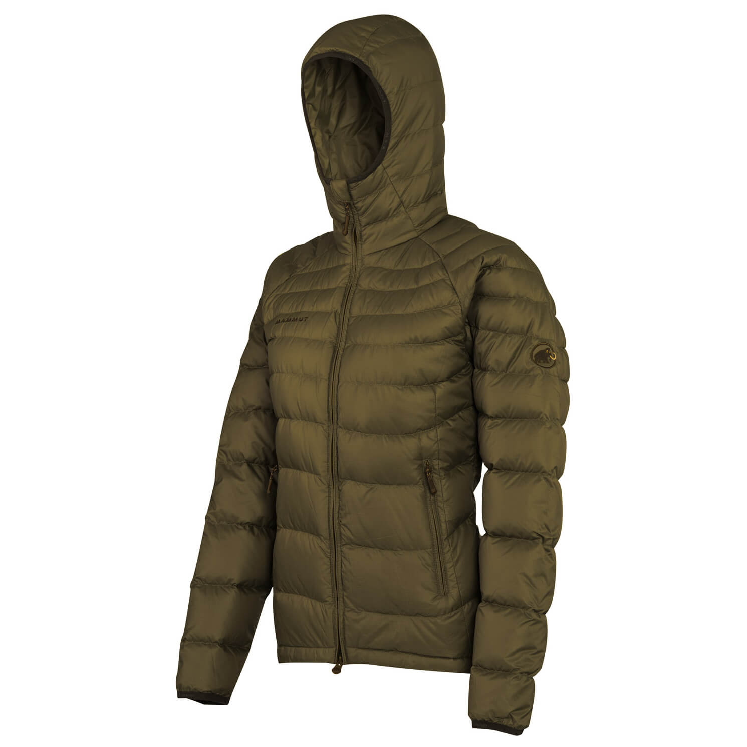 653817ee Mammut Miva Hooded Jacket - Dunjakke Dame køb online | Bergfreunde.dk