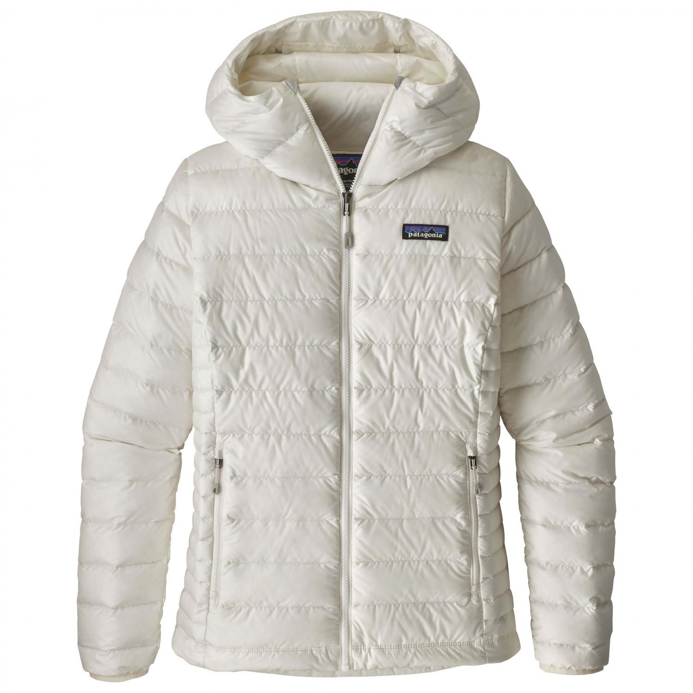 fc0bb191 Patagonia Down Sweater Hoody - Dunjakke Dame | Gratis forsendelse ...