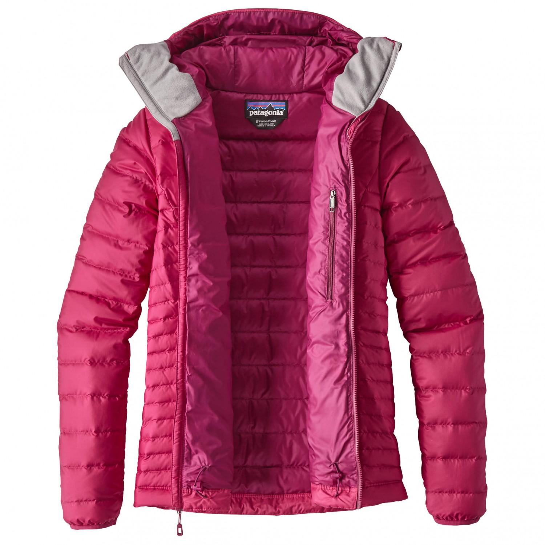 6414c01937b636 Patagonia Down Sweater Hoody - Down Jacket Women's | Free UK ...