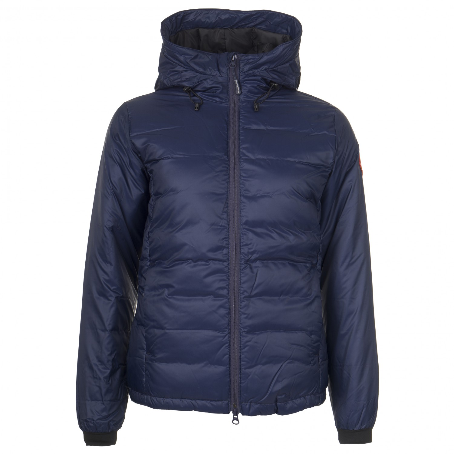 Canada Goose Ladies Camp Hoody Doudoune Admiral Blue Black | XS