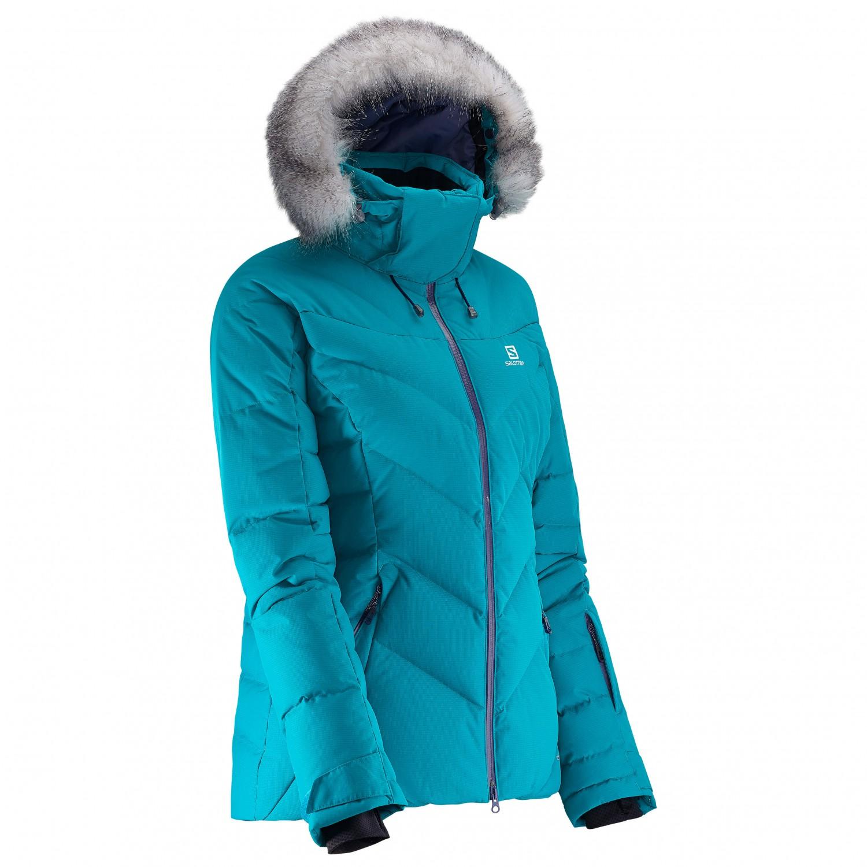 salomon icetown jacket veste de ski femme achat en. Black Bedroom Furniture Sets. Home Design Ideas