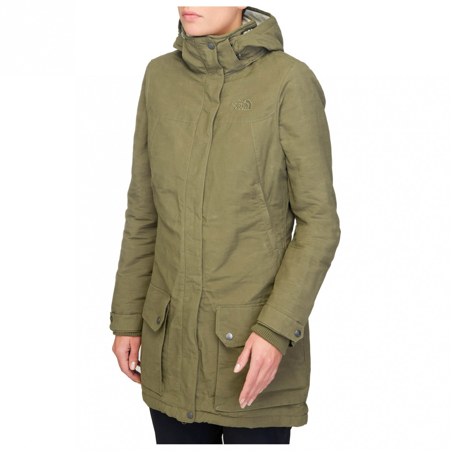 the north face damen jacke w arada jacket burnt olive green xs t0cst2. Black Bedroom Furniture Sets. Home Design Ideas