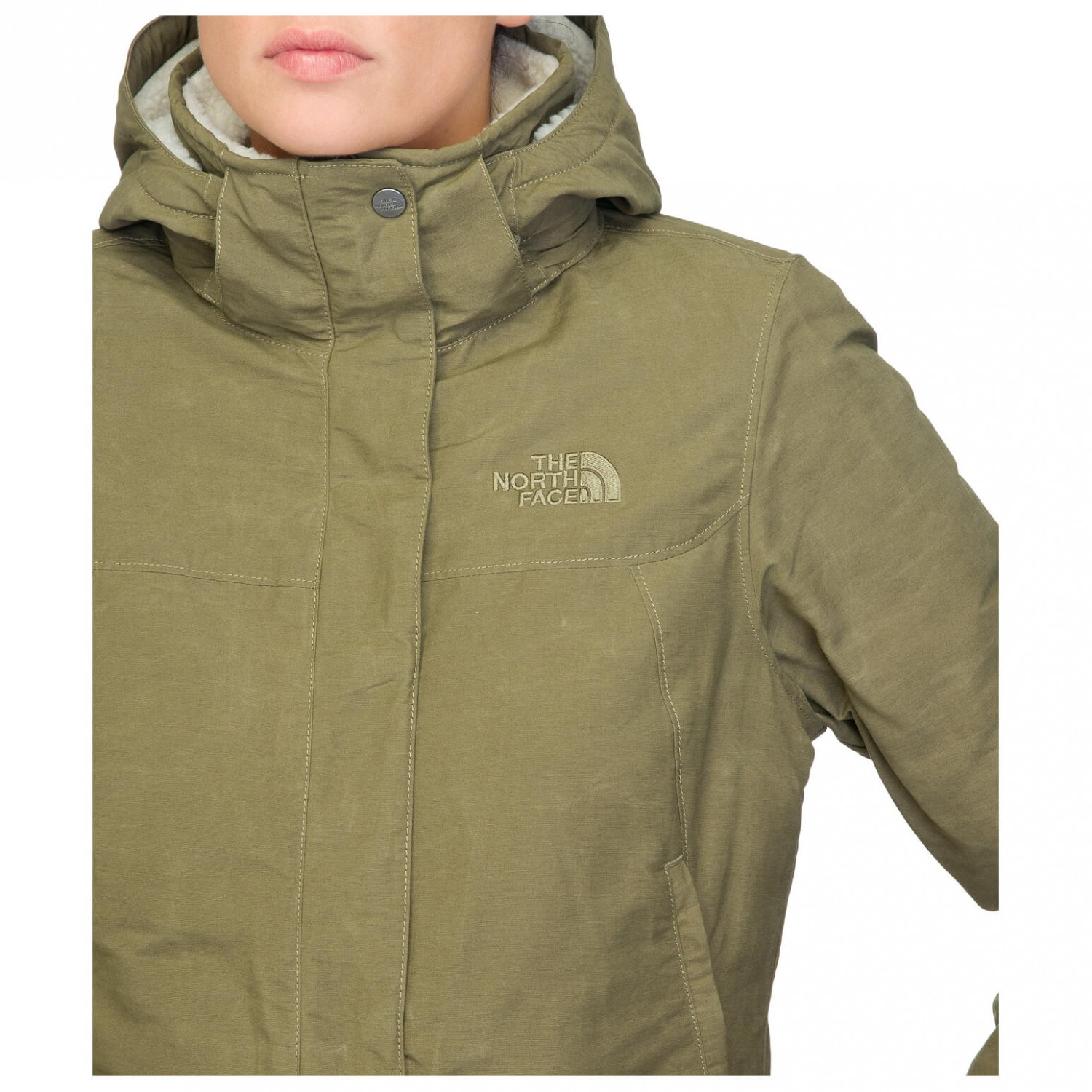The north face arada winterjacke damen