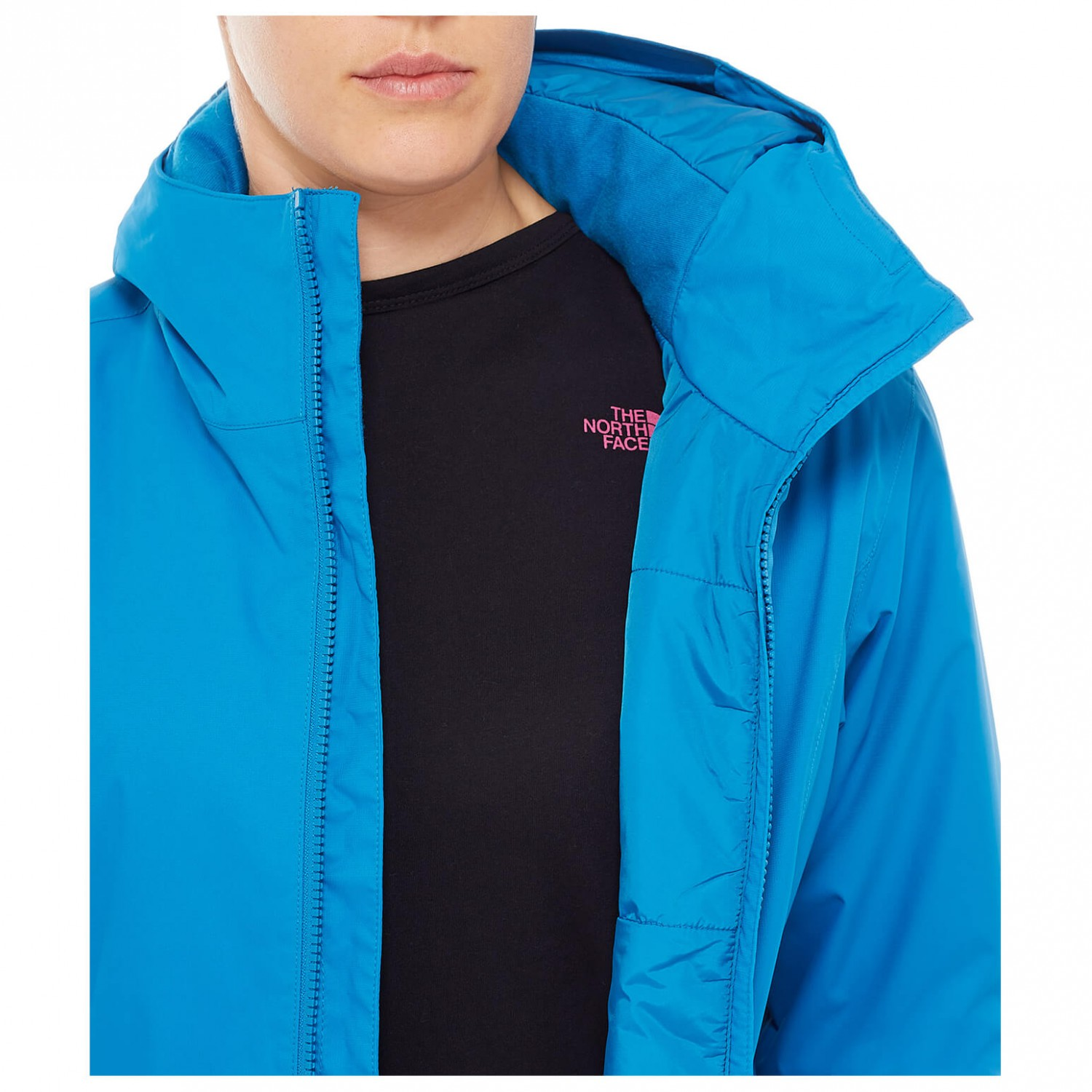 cda8c6d21e21 ... authentic the north face womens quest insulated jacket . c2ae1 8f059