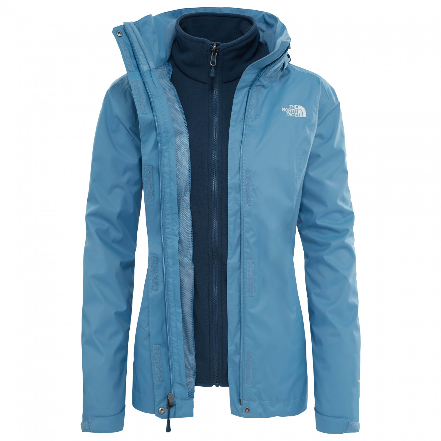 the north face evolve ii triclimate jacket women s free