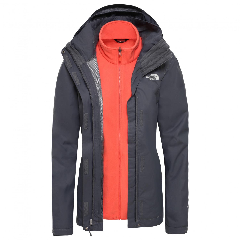 Top Marken guter Service erster Blick The North Face Evolve II Triclimate Jacket Women's | Free EU ...