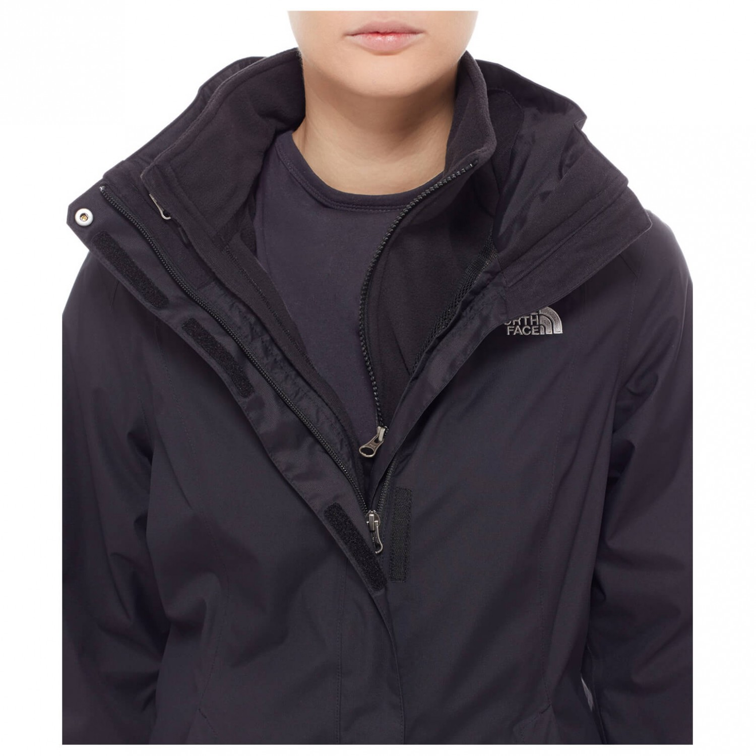 76de138fd4 The North Face - Women s Evolve II Triclimate Jacket