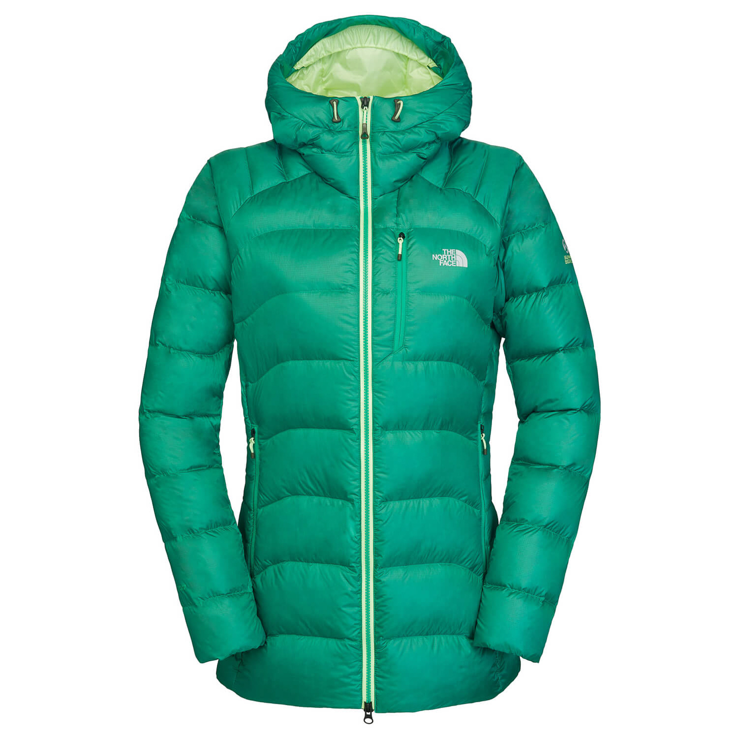 the north face hooded elysium down jacket womens green. Black Bedroom Furniture Sets. Home Design Ideas