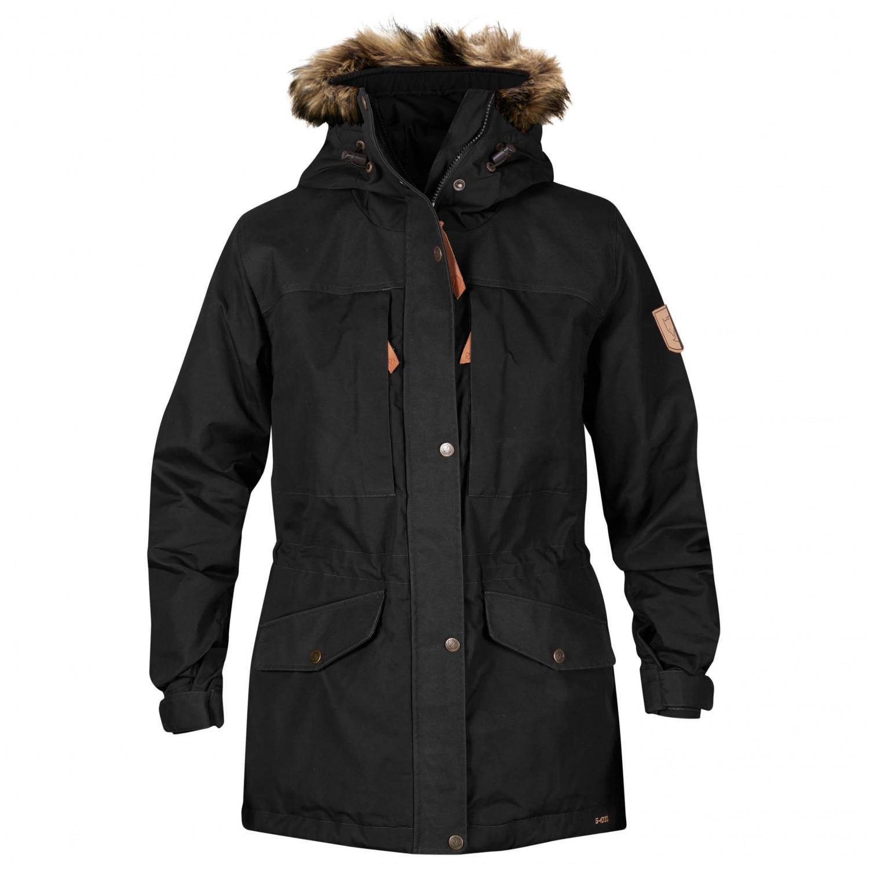 fj llr ven singi winter jacket mantel damen. Black Bedroom Furniture Sets. Home Design Ideas