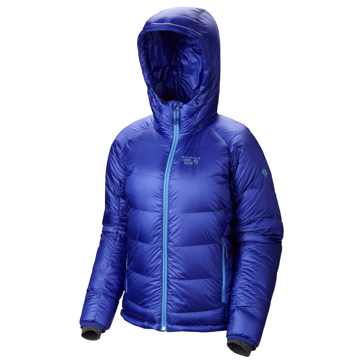 online retailer a7e92 a0338 Mountain Hardwear Phantom Hooded Down Jacket - Giacca in ...