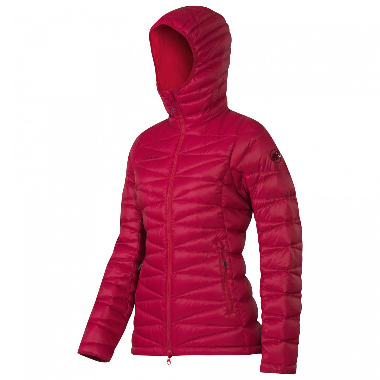 54c6a85b Mammut Miva IN Hooded Jacket - Dunjakke Dame køb online | Bergfreunde.dk