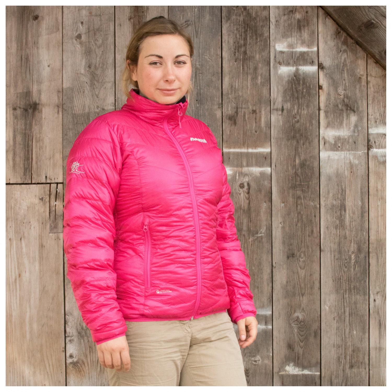 Bergans Women's Down Light Jacket Daunenjacke Hot Pink   S