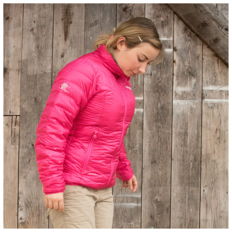 Bergans Women's Down Light Jacket Down jacket Hot Pink   S
