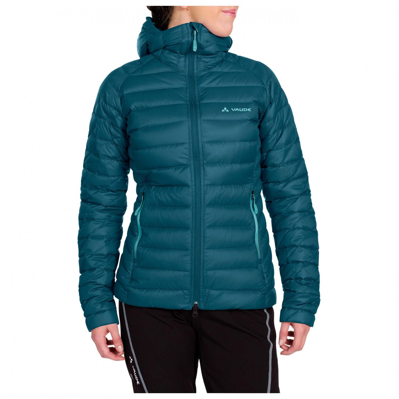 5a9f1c5ad Vaude - Women's Kabru Hooded Jacket II - Down jacket