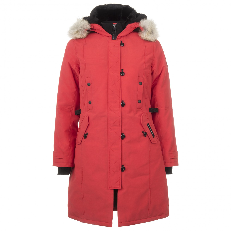 b4ddee23 ... official store canada goose womens kensington parka vinterjakke f9c9f  2bbb8