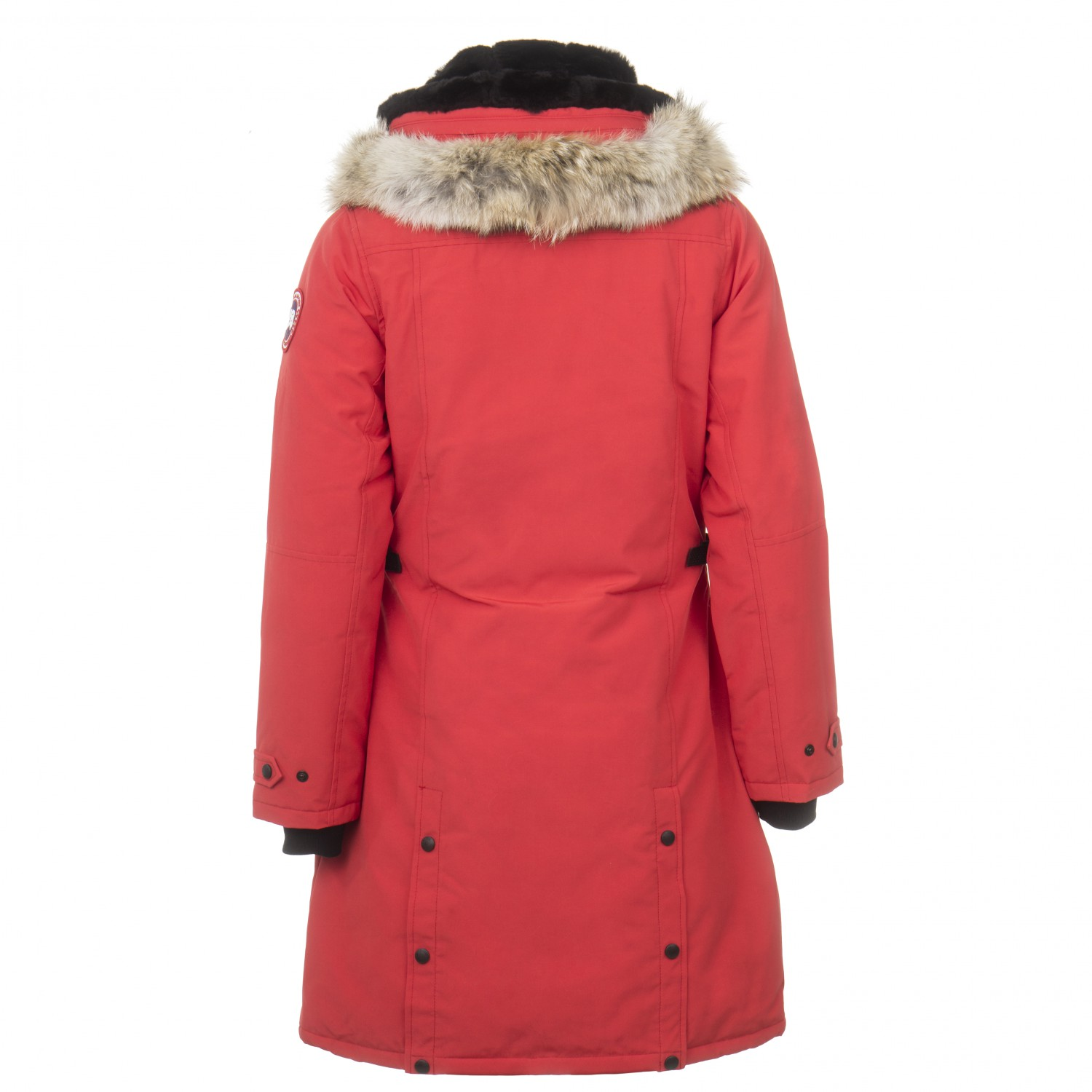 5c76fe8c5b9 ... Canada Goose - Women s Kensington Parka - Winter jacket ...