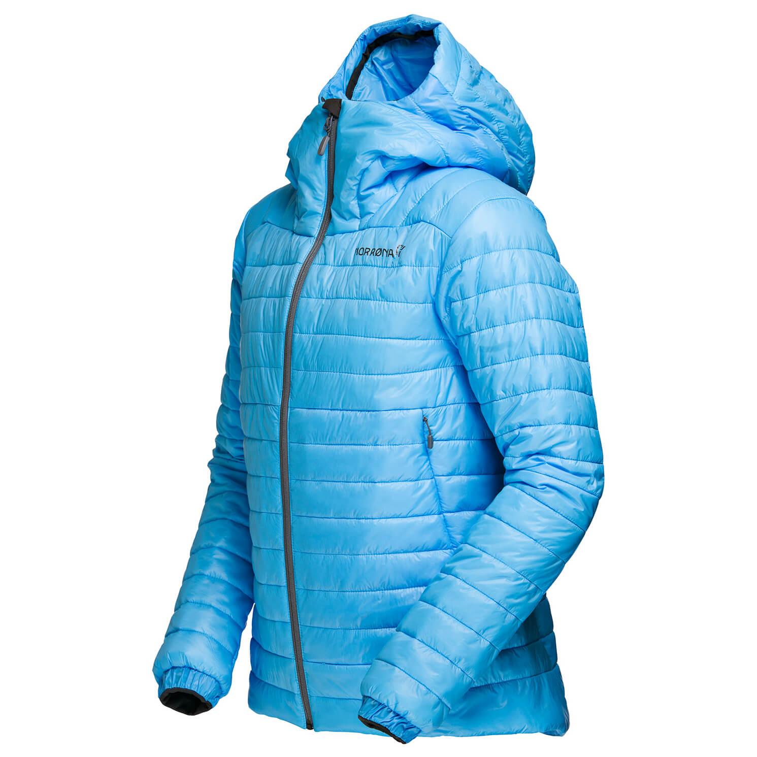 Norrøna Women's Falketind Primaloft 100 Hood Jacket Kunstfaserjacke
