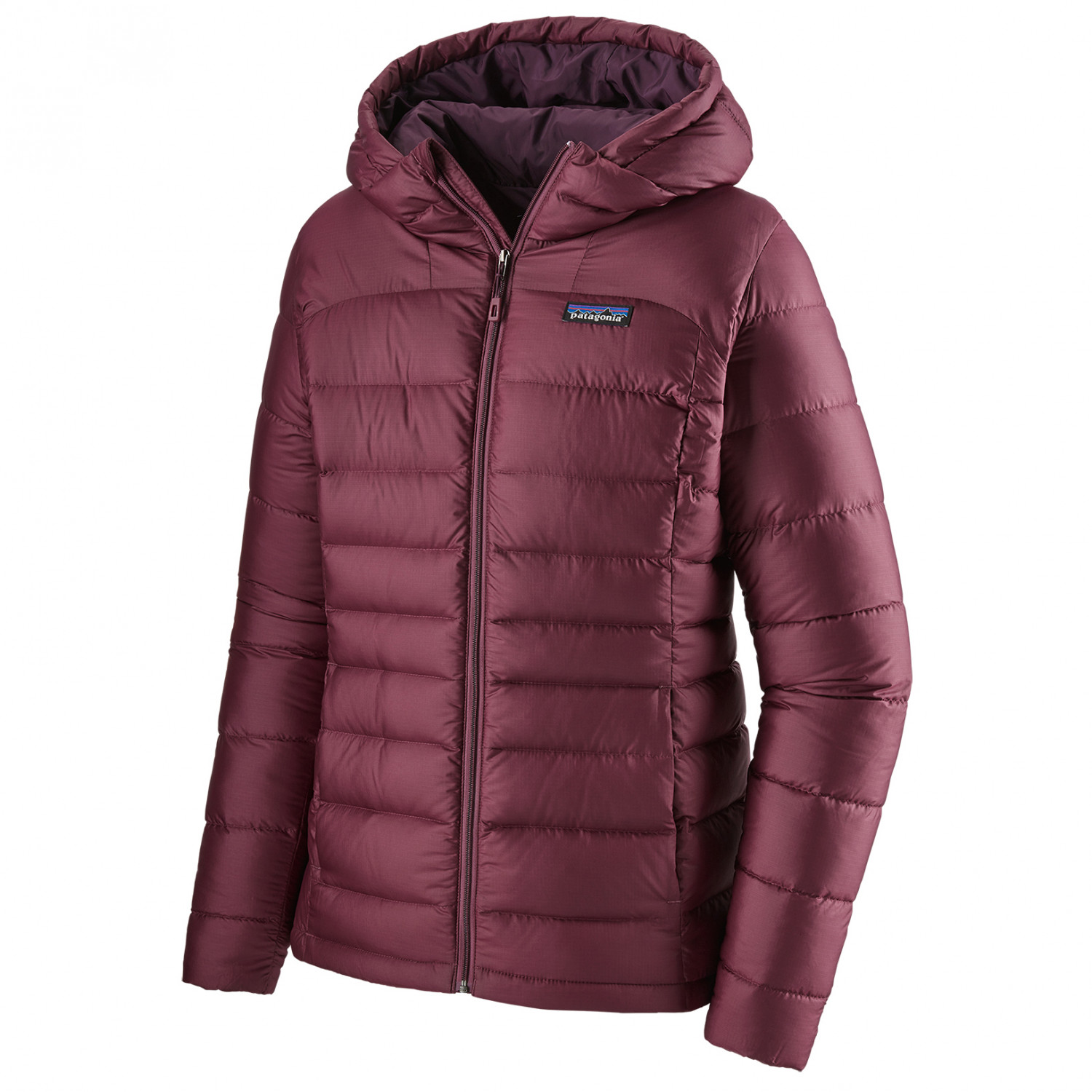 Patagonia Women's Highloft Down Hoody Dunjakke Light Balsamic | XS