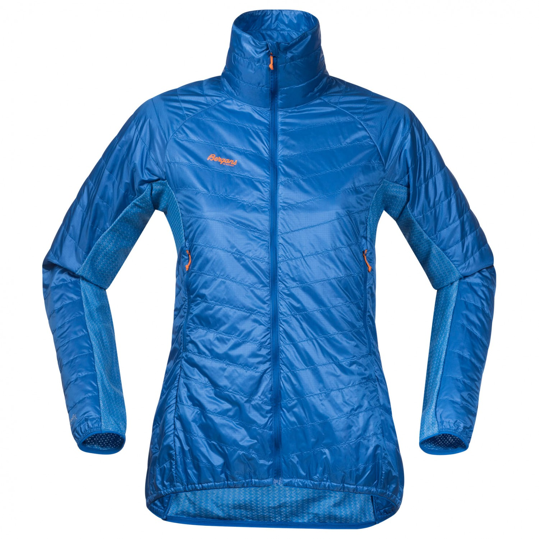 Bergans Slingsby Insulated Hybrid Lady Jacket Syntetisk jakke