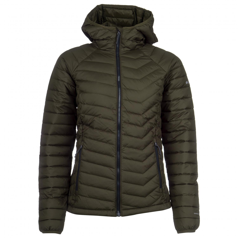 Columbia Powder Lite Hooded Jacket Syntetisk jakke Dame