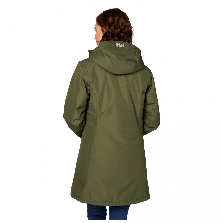 Helly Hansen Long Belfast Winter Jacket Women's   Free UK